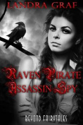 Raven Pirate Assassin Spy