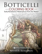 Botticelli Coloring Book
