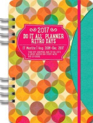 2017 Retro Days Do It All Planner