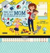 2017 Mom's Do It All Wall Calendar