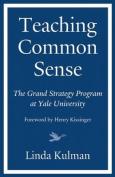 Teaching Common Sense