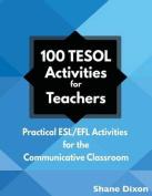100 Tesol Activities