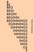 Beginnings: A Speech Oratorio