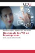 Gestion de Las Tic En Las Empresas [Spanish]