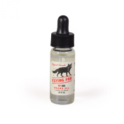 Flying Fox Beard Oil, 1 Dram - Light Citrus Oil Rub - Natural, Hydrating, Grooming Oil