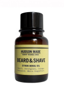 Hudson Made - Organic Citron Neroli Beard + Shave Oil
