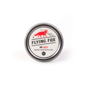 Fying Fox Bear & Moustache Wax, 30ml - Natural, Strong Hold - Beeswax, Coconut Oil - 100% Natural