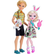 Ever After High Carnival Date Doll 2-Pack - Bunny Blanc and Alistair Wonderland