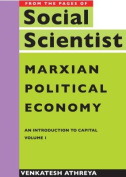 Marxian Political Economy - An Introduction to Capital