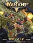 Mutant Chronicles RPG - Dark Symmetry Core Book