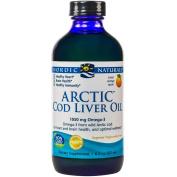 Nordic Naturals Arctic Cod Liver Oil 240ml liquid