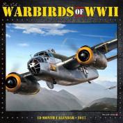 2017 Warbirds of WWII Wall Calendar