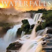 2017 Waterfalls Wall Calendar