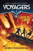 Voyagers #2. Juego En Llamas / Voyagers [Spanish]
