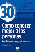Como Conocer Mejor a Las Personas [Spanish]