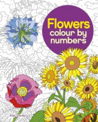 Colour by Number: Flowers