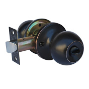 Constructor Privacy Oil Rubbed Bronze Finish Chronos Door Lever Knob Handle Set