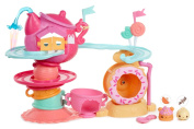 Num Noms Go-Go Café Playset with Scented Characters