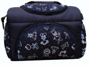 TP-07 Baby-Joy Nappy Bag PIA XXXL NAVY-CHILDREN Nappy Bag Care Case Baby Bag Carrying bag