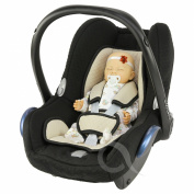 Replacement Seat Cover fits Maxi-Cosi CabrioFix Group 0+ Infant Carrier FULL SET