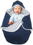 Wallaboo Baby Blanket Coco Reversible For Car seat and Travel