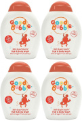 (4 PACK) - G/Bubble Dragon Fruit Extract Hair & Body Wash | 250ml | 4 PACK - SUPER SAVER - SAVE MONEY