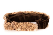 Habibi Plush Heatable Belt leo