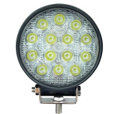 Focus LED Redondo Tractors, Boats, Industrial Machinery 12 and 24 Volt 42w