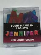 Your Name In Lights- Jennifer
