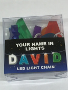 Your Name In Lights- David