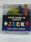 Your Name in Lights - Jack