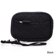 Kroo 8.9cm Quilted Neoprene Pouch Case