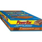 PowerBar Protein Snack Bar, Peanut Butter Caramel Crisp 60ml Bars