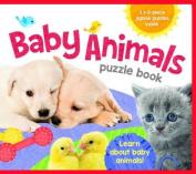 EVA Jigsaw Book - Baby Animals