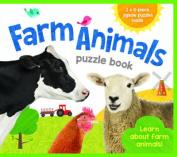 EVA Jigsaw Book - Farm Animals
