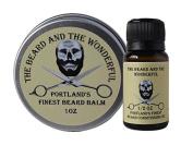 Beard Oil & Balm Set - 15ml Beard Oil + 30ml Beard Balm