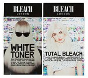 (2 PACK) Bleach London White Toner Kit & Bleach London Total Bleach Kit