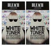 (2 PACK) Bleach London White Toner Kit