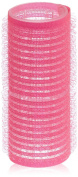Efalock Adhesive Winder - Pink 24 mm Pack of 2 x Pack of 12)