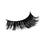 Luxury 3D 100% Siberian Mink Hair False Lashes by Absolute Minx for PrimaLash #JET