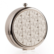 Round Pill Boxes (Silver)