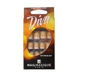 Nail Magique Diva 24 Nail Tips - Ooh La La