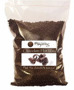 PAMPERING CHOCOLATE HOT WAX - FEEL THE CHOCOLATE ESSENCE !