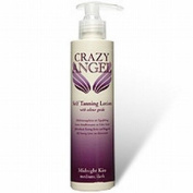 Crazy Angel Tanning Lotion Golden Mistress 6 percent DHA 200ml by Crazy Angel