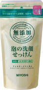 Miyoshi Additive Free Face Wash Soap - 180mliGreen Tea Set)