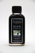 100% PURE JAMAICAN BLACK CASTOR JOJOBA OIL 120ml - With FRAGRANCE - By SONIK PERFORMANCE | P+50 ORGANIC - For Face, Hair, Body and Nails - SENSITIVE SKIN - ACNE SKIN - ANTI WRINKLE - STRETCH MARK OIL - FADE SCARS - ANTI SPOT - Great for Dermatitis, Pso ..