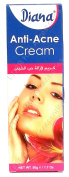 Diana Anti-Acne Cream For Blackheads, Whiteheads And Pimples 50g