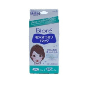 Biore Cleansing Strips Pore Pack T-zone, 10-piece pack.