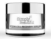 Stem Cell Recovery Facial Serum, Anti-Ageing Serum Perfect For All Skin Types, Non Greasy Fast Absorbing Skin Hydrating Serum, Suitable For Everyday Use On All Skin Types - 30ml Tub