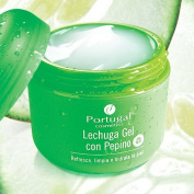Portugal Cosmetics Cosmetics Lettuce Cucumber Gel Cream 120ml- Skin Food Moisturising Gel Cream That Contains Lettuce and Cucumber Extracts